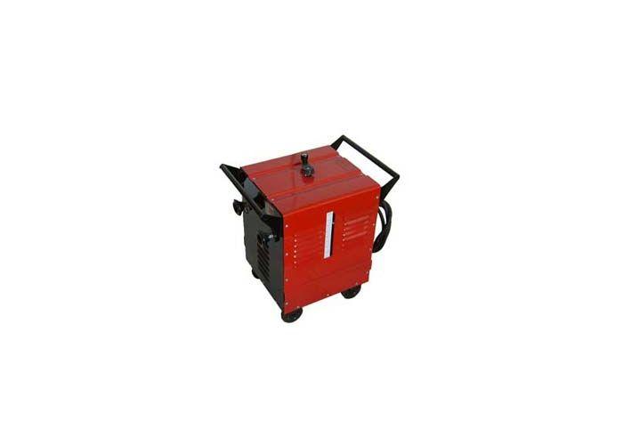 Сварочный ток трансформатора: 315 А. Номинальное рабочее напряжение: 33 В. Номинальный режим работы ПН: 60 %.